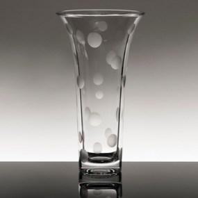 Vaza din cristal Bohemia - Viera