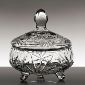 Bomboniera din cristal Bohemia - Diodor