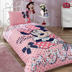 Lenjerii pat Minnie Mouse - DREAM
