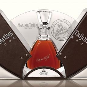 Coniac Maxime Trijol Grand Champagne Range - Ancestral Cristal Decanter