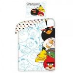 lenjerie de pat copii Angry Birds AB-5002