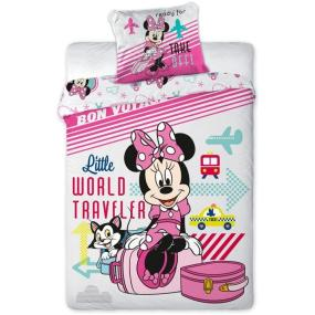 LENJERIE DE PAT CU MINNIE MOUSE TRAVEL