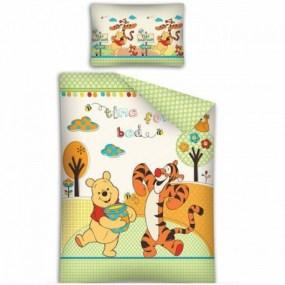 lenjerii de pat bebelusi winnie-the-pooh-100-x-135cm-wtp18a-disney