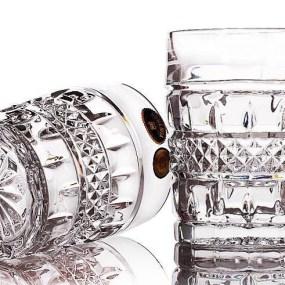 Pahare cristal pentru whisky Brittany
