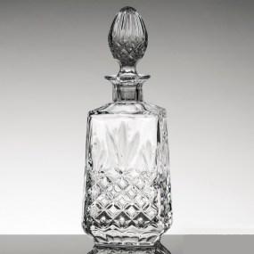 Sticla whisky din cristal Bohemia CUBA