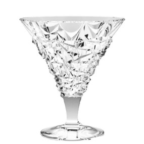 pahare inghetata cristal Bohemia Glacier