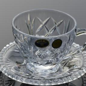 cesti cafea cristal bohemia sheffield