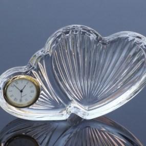 ceas din cristal bohemia heart 900x600