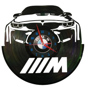 Ceas disc vinil BMW