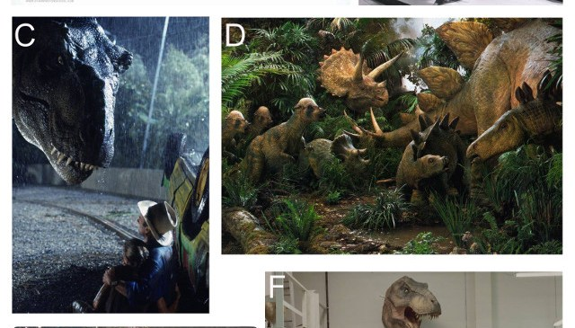 Education and Outreach: Dinosaurs in the movies