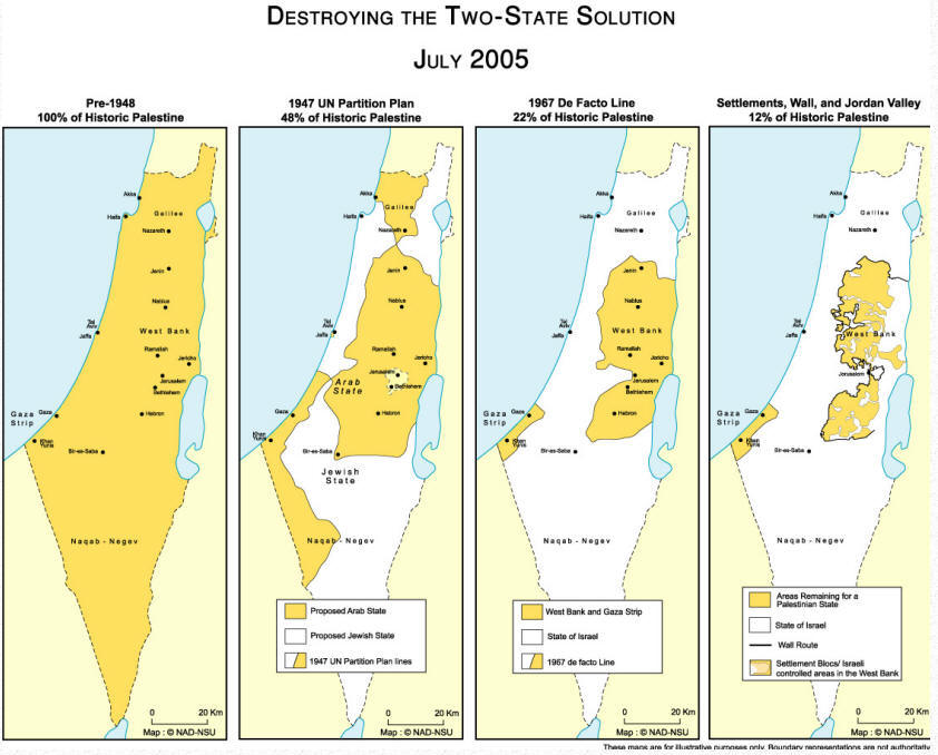 Bildergebnis für palästina karte