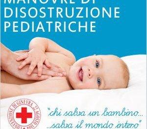 A Palagiano manovre salvavavita antisoffocamento bambini