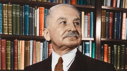 Il crociato dell'economia. Tributo a Ludwig von Mises