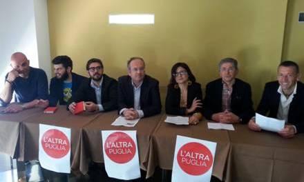 Conferenza Stampa presentazione candidati Altra Puglia – Taranto