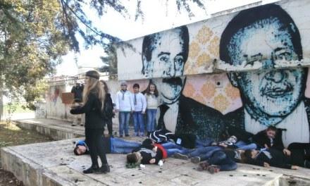 """Il """"Giorno della memoria"""":l'istituto Comprensivo """"Gianni Rodari""""  ha ricordato le vittime della Shoah"""