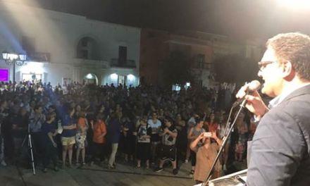 """Lasigna ringrazia Palagiano: """"Saro' davvero il sindaco di tutti!"""""""