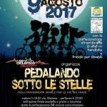 "A Palagiano: ""Pedalando Sotto Le Stelle"""