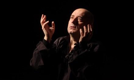 """A Teatro: Racconti (La morte di Ivan Il'ic)"""", dall'opera di Lev Tolstoj, di e con Paolo Panaro"""