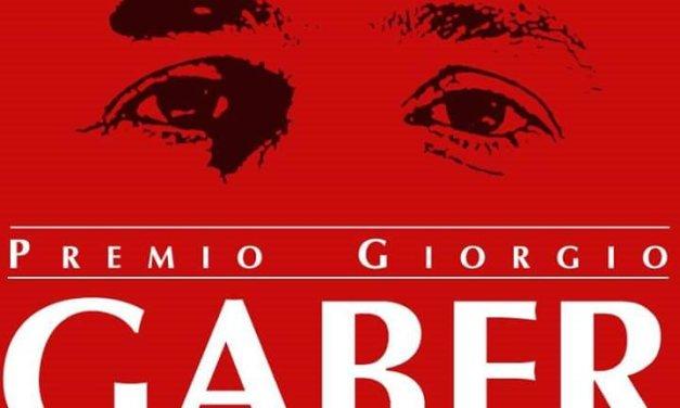 """L'Associazione Culturale Teatrarsi è tra i finalisti della IX edizione del """"Premio Giorgio Gaber per le nuove generazioni"""""""