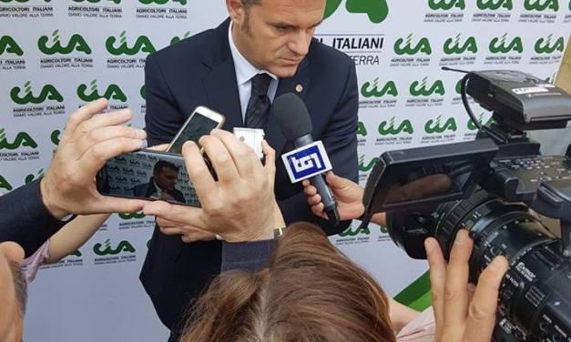 Il nuovo ministro dell'agricoltura presto in Puglia