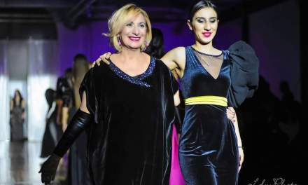 La donna guerriera di Carmen Clemente Couture alla Milano Fashion Week