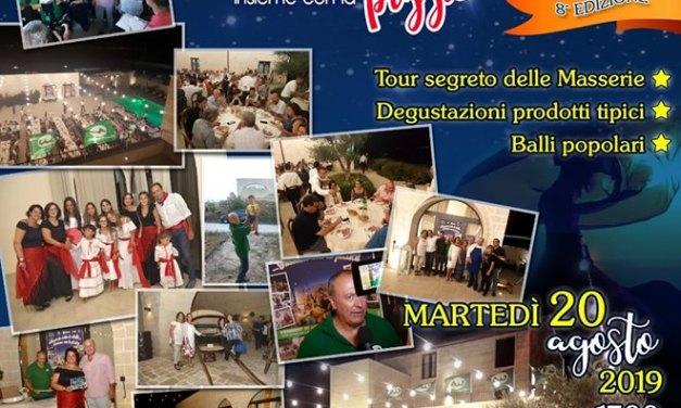 Aperte le prenotazioni per Masserie sotto le stelle a Castellaneta