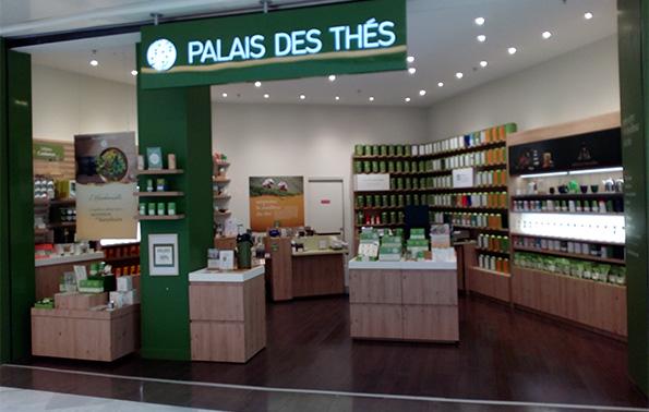 boutique de the a dijon palais des thes