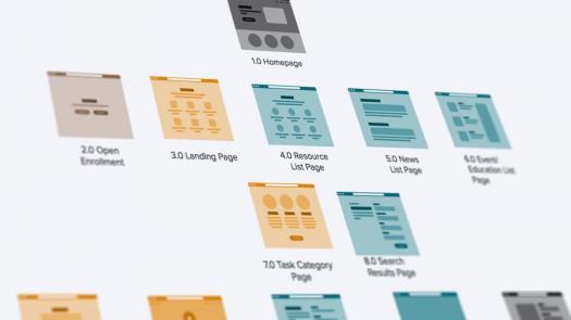 Design templates for ETF