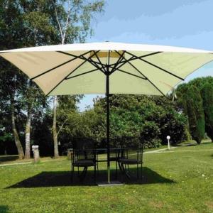 Market telescopic parasol - Kronos te