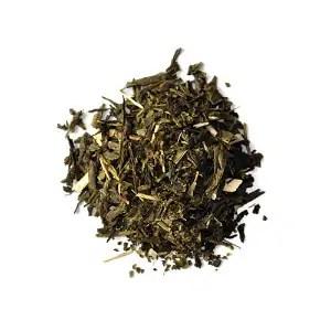 herbata zielona Sencha Żeńszeniowa, palarnia kawy ja-wa Kraków