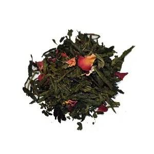 herbata sencha japońska wiśnia, palarnia kawy ja-wa Kraków