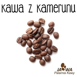 Kawa z Kamerunu