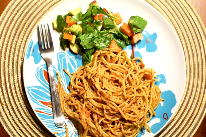 super-easy-garlic-basil-spaghetti-recipe