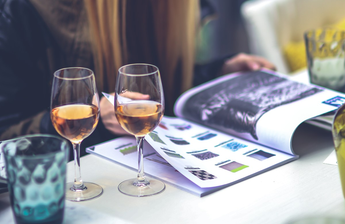 The Point of WSET Level 3