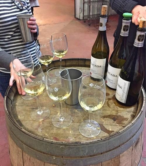 Kacaba Chardonnay vertical