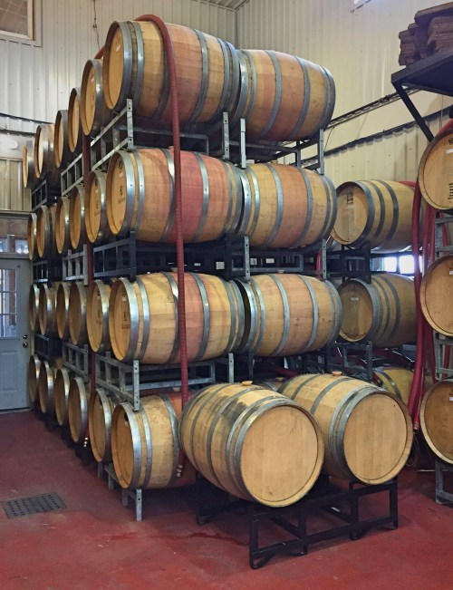 Kacaba barrels
