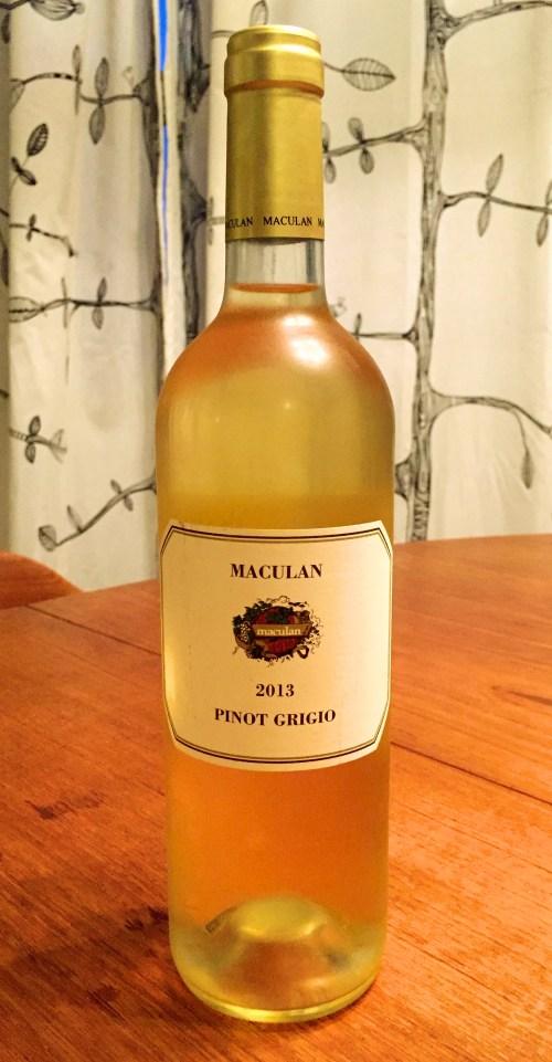 Maculan 2013 Pinot Grigio