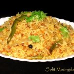 moong Dal rice