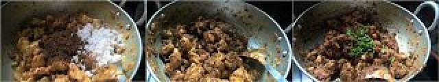 Chicken Sukka - Mangalore Style