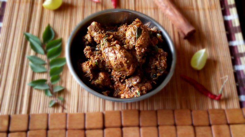Chicken Sukka