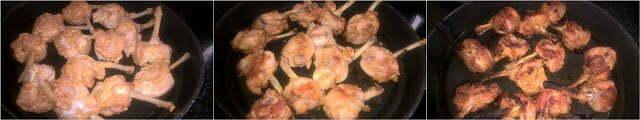 Baked Chicken Lollipop Recipe | Easy Chicken Lollipop Recipe