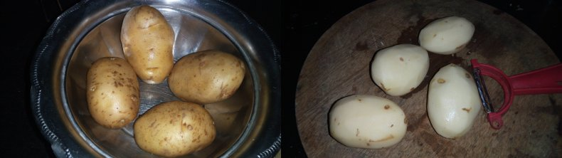 Potato Wedges Recipe | Easy Baked Potato Wedges
