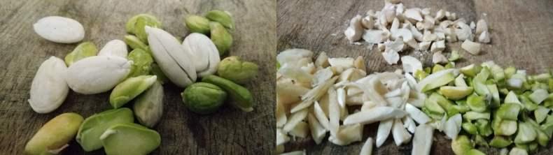 Anjeer Khajoor Rolls | Fig Dates Rolls