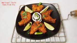 Amritsari Fish Fry