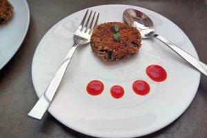 Spinach Mushroom Coya Cutlets