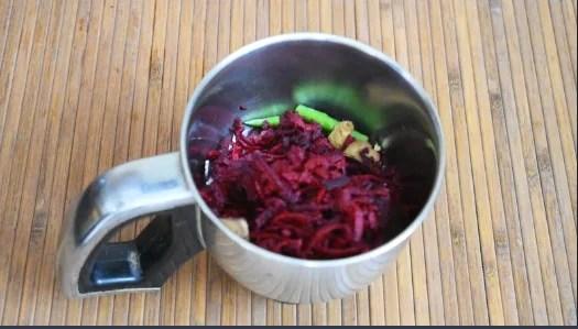Beetroot Chapati | Beetroot Roti Recipe