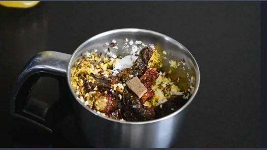 Heralekai Chitranna | Citron Lime Rice