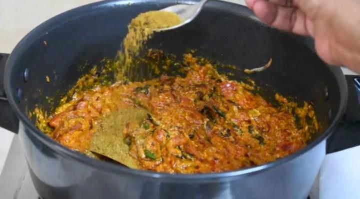 Egg Biryani Recipe | Anda Biryani