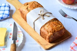 Easy Banana Bread | Eggless Bread Recipe