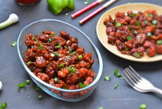 Gobi Manchurian Dry | Cauliflower Manchurian